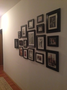 picture wall