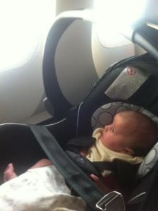 abby first plane