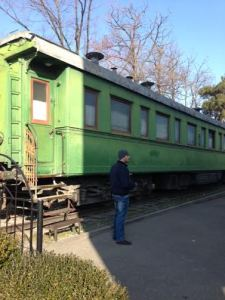 stalin train